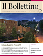 Summer issue of <i>Il Bollettino</i>